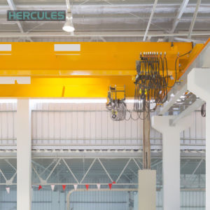 Alibaba Website 50 Ton Double Girder Bridge Crane for Sale pictures & photos