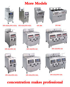 Ofg-H321 Ofg-H321 (CE ISO) Chinese Manufacturer Open Fryer pictures & photos