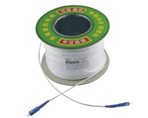 Single Mode 1 Core Plug & Play Fiber Optic Cable