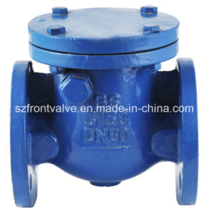 Cast Iron/Ductile Iron Bs Swing Check Valve pictures & photos