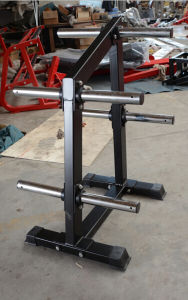 Fitness Equipment /Hammer Strength / Gym Machine /Plate Tree (SH14) pictures & photos