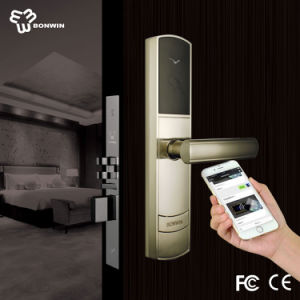 Network RF Card Hotel Door Lock pictures & photos