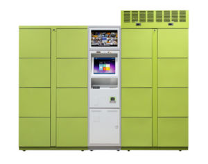 Waterproof Steel Locker with CE ISO pictures & photos
