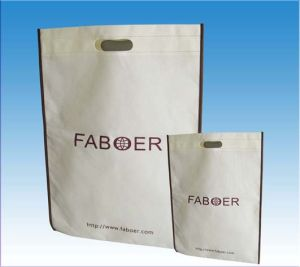 Punching Non-Woven Shopping Bag Factory in Guangzhou (KX-FH0008)