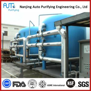 Water Purification Multimedia Filter Quartz Sand Filter