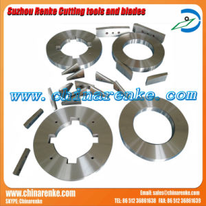 Shear Blades for Trimming Metal Sheet pictures & photos