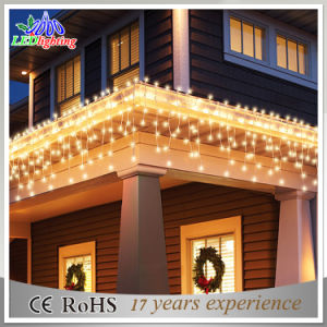 Outdoor Party/Wedding Commercial LED Icicle Decoration Christmas Light pictures & photos
