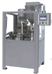 PLC Automatic Capsule Filling Pharmaceutical Automatic Capsule Filling Machine pictures & photos