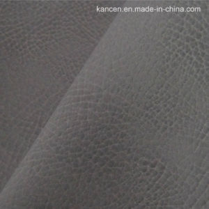 Waterproof Synthetic Sofa Leather (KC-W086)