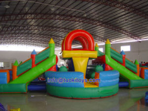 Various Types Inflatable Castle for Outdoor Playground (A227) pictures & photos