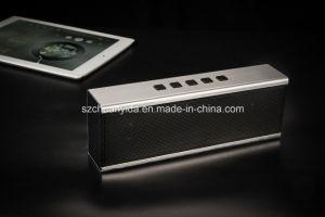 Aluminium Bluetooth Mini Wireless Speaker with Handsfree TF Card, FM Function