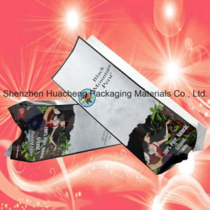 Custom Printed Aluminum Foil Vacuum Packing Bag with Air Valve Bag pictures & photos