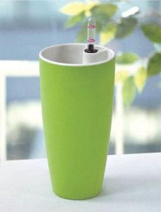 Hot Sales Glass Flower Pot Vintage Color pictures & photos