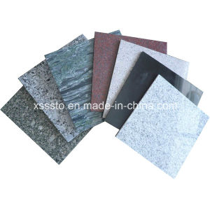 Grey/Black/Yellow/Red/Green Granite Tiles for Floor, Wall, Bathroom pictures & photos