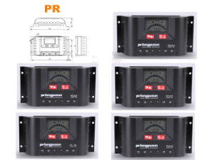 Ce RoHS Fangpusun 12V 24V 30A Solar Charge Controller Pr3030 pictures & photos