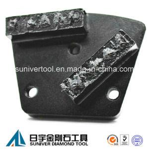 PCD Concrete Grinding Diamond Shoes pictures & photos