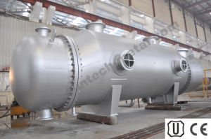 S31803 Shell & Tube Sea Water Condenser / Heat Exchanger pictures & photos