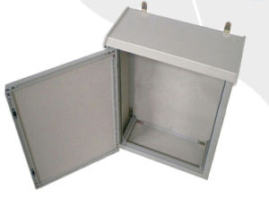 Precise CNC Machinery Power Distribution Box Sheet Metal Welding Spare Part pictures & photos