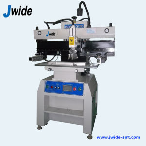 Semi Automatic SMT Screen Printer for LED Bulb Production pictures & photos