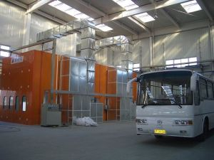 Passanger Spray Booth for 15000*5000*5000 (Model: JZJ-FB-15) pictures & photos