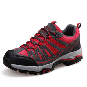 Hiking Boots Outdoor Comfortable Fashion for Men Women Trekking (AK8942) pictures & photos