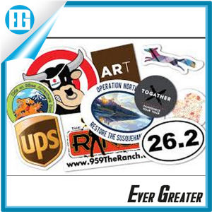 Custom Advertising Die Cut Print Vinyl Sticker for Promotion pictures & photos