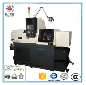 High Speed, High Precision and Easy Operation System CNC Lathe pictures & photos