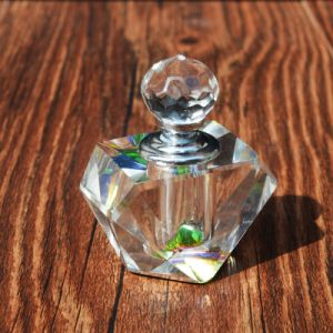 3ml Crystal Glass Empty Container for Body Perfume Bottle & Wedding Gifts pictures & photos