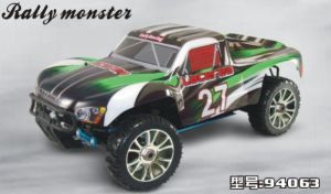 Team Games 1/8 Electric RC Car 4X4 Short Course Truck pictures & photos
