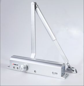 Adjustable Aluminium Door Closer (9016) for Fire-Proof Door&UL pictures & photos