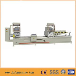 Aluminum PVC UPVC Window Profile Cutting Machine pictures & photos