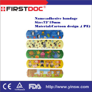 Medical Supply Band Aid Adhesive Bandage pictures & photos
