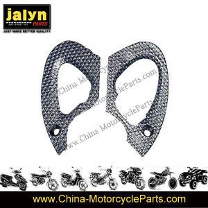 Motorcycle Parts Motorcycle Handlebar Cover for Gy6-150 pictures & photos