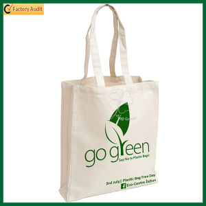 Custom Recyclable Grocery Canvas Bag (TP-SP541) pictures & photos