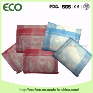 Ultra Thin Good Quality Absorbent Lady Anion Sanitary Napkins pictures & photos