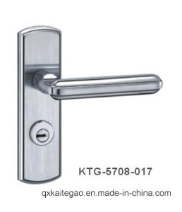 (KTG-5708-017) High Quality Satin Finish Stainless Steel Plate Handle pictures & photos