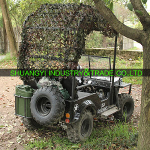 110/125/150cc 4 Wheel ATV/UTV