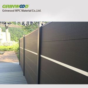 2016 New Fence/Wood Plastic Composite/Fence WPC pictures & photos