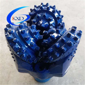API 8 1/2′′ Rubber Sealed Bearing Oil Driling Tricone Bit pictures & photos