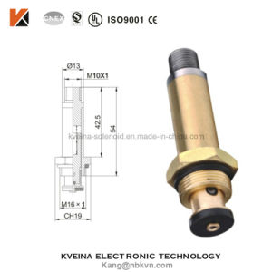 Pneumatic Solenoid Valve Part 2/2 Normal Close Stem pictures & photos