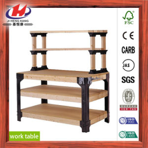 Heavy Duty Work Bench with Bench Vice pictures & photos