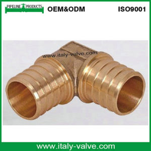 No Lead Brass Pex Equal Elbow (PEX-003) pictures & photos