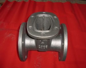 Ductile Iron Casting, Sand Casting, Lost Foam Casting, Volve Parts pictures & photos