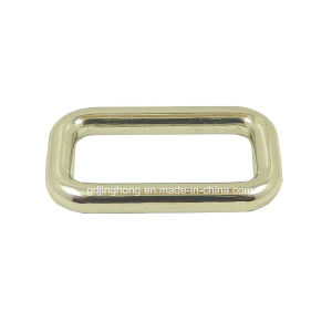1 Inch Zinc Alloy Rectangle Buckle pictures & photos
