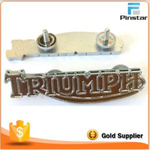 Triumph Bonneville Chrome Fuel Petrol Tank Badge pictures & photos