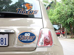 Custom Logo Car Sticker Printing for Advertising pictures & photos