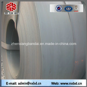 China Tianjin Black Iron Q235 Ss400 Hot Rolled Cold Rolled Steel Coil Size pictures & photos