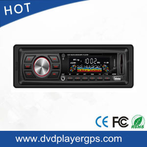 Universal One-DIN Car MP3 Stereo Player with Fixed Panel pictures & photos