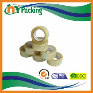 Clear Acrylic BOPP Adhesive Packing Tape pictures & photos