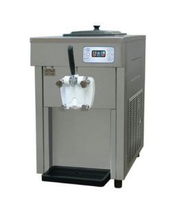 Counter Top Commercial Ice Cream Maker for Restaurant and Buffet pictures & photos